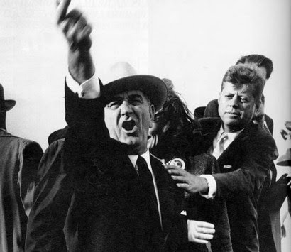 Image result for Lyndon Johnson and Clint Murchison